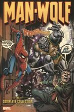 Man-Wolf Complete Collection Tpb Reps Amazing Spider-Man 124-125, 189-190 +More