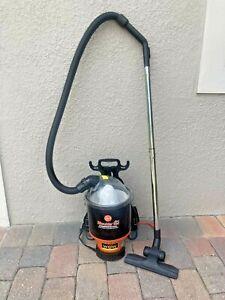 HOOVER C2401 SHOULDER VAC PRO COMMERCIAL BACKPACK VACUUM CLEANER VAC SYSTEM