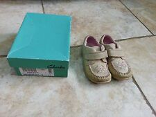 girls shoes by Clarks -  size 9f