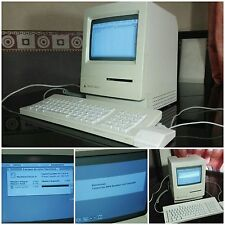 ★★★ RARE APPLE MACINTOSH CLASSIC II UPGRADE 8Mo / 40Mo (Machine révisée)★★★