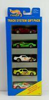 Vintage 1994 Hot Wheels Track System Gift Pack #13366 5 Car Set *New*