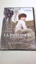 """DVD """"LA INFLUENCIA"""" PRECINTADO PEDRO AGUILERA CARLOS REYGADAS"""