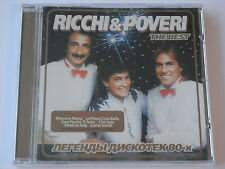 Ricchi & Poveri - The Best. Legends of Disco 80 Brand New, Sealed