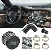 CCV Crankcase Ventilation Open Breather Kit For 07+ Dodge Cummins 6.7L 2500 3500