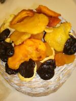 Mixed Fruit Pear, Peach, Apricot, Prunes, Apple Rings 11 oz to 15 lbs byAgro Sun