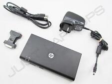 HP USB 2.0 Docking Station Universale Laptop replicatore di porte con Adattatore DVI & AC