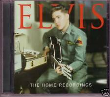 ELVIS PRESLEY Home Recordings CD Classic 50s Rock Rare Anthology Greatest