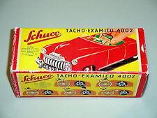 Reprobox für den Schuco Tacho Examico 4002