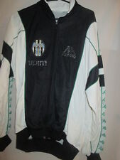 Juventus 1989-1990 Football Training Tracksuit Top Size Large /15325