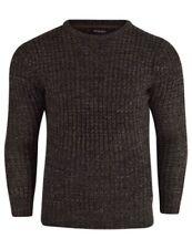 Jerséis y cárdigan de hombre en color principal azul 100% lana talla XL