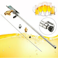 Stainless Beer Gun Homebrew Kegging CO2 Bottle Filler Retail and Wholesale