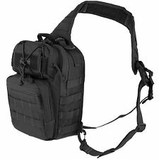 Maxpedition Lunada Gearslinger Bag Black 0422B