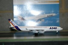 Dragon Wings 1:400 Airbus Industries A340-300 F-WWAI 55001 Die-Cast Model Plane