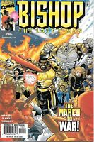 Bishop the Last X-Man #10 VF Marvel Comics July 2000