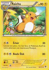 Raichu - XY:Poings Furieux - 28/111 - Carte Pokemon Neuve Française