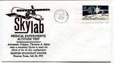 1972 Skylab Medical Experimenti Altitude Test Astronauts Crippen Thornton Bobko
