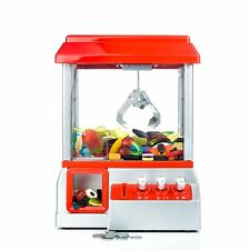 Candy Machine Toy Gummy Grabber Style Arcade Game Kids Adults Retro Collectibles