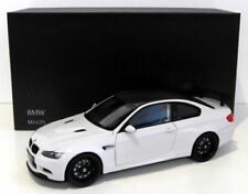 Véhicules miniatures blancs Kyosho BMW