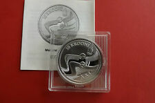 *Estland 10 Krooni Silber 2010 Silber Proof *Olympia Vancouver