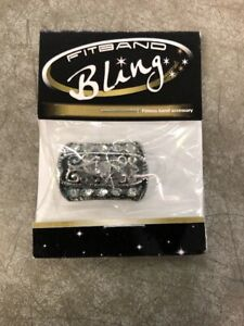 Fitness band charm Jewelry for Fitbit by Fitband Bling