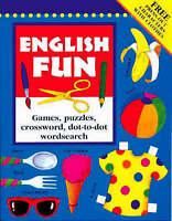 English Fun (Language Activity) by Catherine Bruzzone, Lone Morton | Paperback B