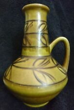 Green Decorative 1960-1979 Date Range Art Pottery