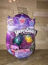 HATCHIMALS ROYAL SNOW BALL COLLEGGTIBLES 2 PACK