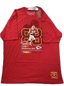 KANSAS CITY CHIEFS - VINTAGE TONY GONZALEZ SHIRT