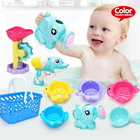 Hot Child's Play Beach water Toys Kit Bathroom Bath Parent-Child interactive Toy
