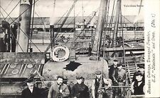 Hull. Russian Outrage. Damages Trawler Moulmein & Crew # 1 by Valentine's.