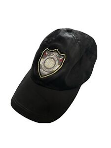 DOLCE & GABBANA MEN'S AMAZING BLACK CAP ITALY