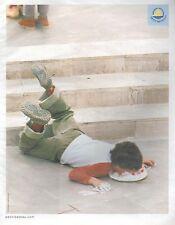 ▬► PUBLICITE ADVERTISING AD PETIT BATEAU (b) 2002