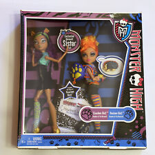 NIB-Monster High Clawdeen Howleen Exclusive Werewolf Sister Pack