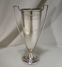 "Vintage Tiffany & Co Sterling Silver 8.25"" Trophy Cup Vase  - 58224"