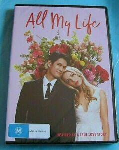 ALL MY LIFE DVD NEW SEALED Region 4