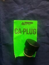 New Male asa plug, no outlet, Mean Green Allen paintball products- black