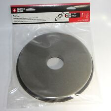 5pc Porter Cable 76120-5 8-7/8 120 Grit Mesh Sanding Disc for 7800 Sander Pad