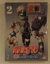 manga Naruto Shippuden coffret DVD 2 episodes 234 a 246