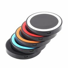 New Wireless Charging Pad, Portable Phone Fast Charger  Qi Certified Mini Mat