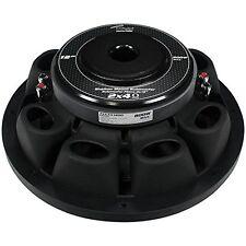 "Audiopipe TXXFA1200 Shallow 12"" Subwoofer Dvc 4 Ohm 800 Watts Max"