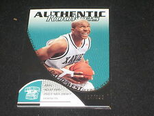 DAVID WEST HORNETS ROOKIE STAR GENUINE PACK PULLED CERTIFIED AUTHENTIC CARD /999