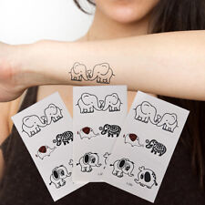 Removable waterproof Metallic Temporary Tattoo Sticker Body Art Tatoo 69