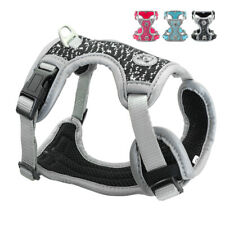 No-pull Dog Harness Reflective Oxford Mesh Padded Large Dogs Walking Harness