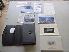 Mercedes W202 C C220  C280 C36 AMG Genuine Owners Manual Full Set OEM 1995-1997