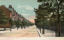 Park View - WIGAN - Lancashire - 1937 - Original Postcard (272MX)