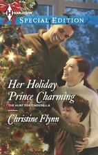 Harlequin Special Edition the Hunt for Cinderella: Her Holiday Prince Charming 2