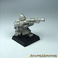 Metal Dwarf Thunderer Rifleman - Warhammer Age of Sigmar X3257