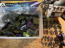 Huge Lot Of Halo Mega Bloks 1031 97015 More! Rare
