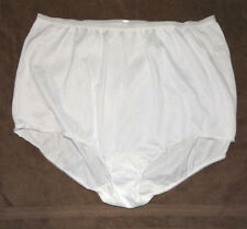 Vintage Sears Pillow Tab Granny Panties Size 10 White Nwot