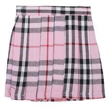 [wamami] 05# Pink Plaid Skirt/Outfit 1/6 SD MSD AOD DOD DZ BJD Dollfie